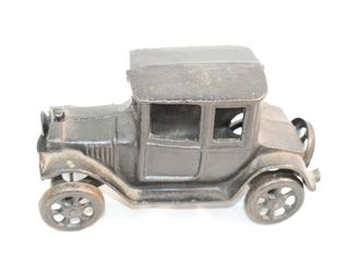 Cast Iron 8  Model T Car   Doorstop