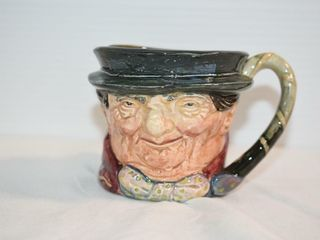 Royal Doulton Toby Jug 3  tall