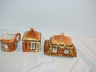 Price Bros England Cottage Ware