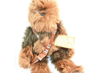 Chewbacca Plush Figurine