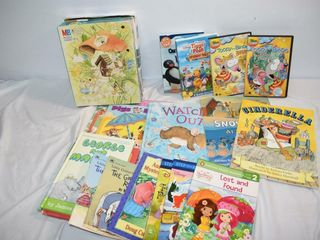 Kids Books  Puzzles   DVDs