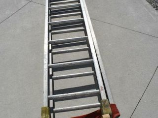 Aluminum Extension ladder 18