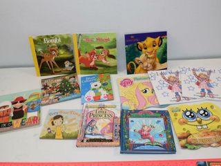 Grouping of Childs Books