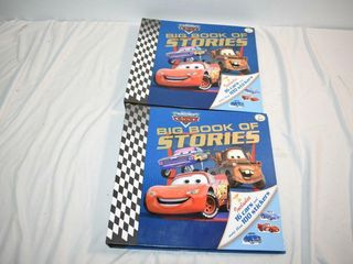 Cars Big Book of Stories  2