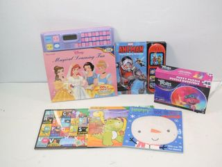 Puzzles   Interactive Books