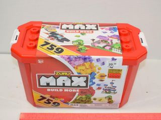 Zuro MAX Building Blocks