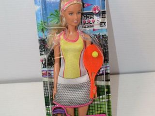 Barbie  You Can Be Anything  tennis