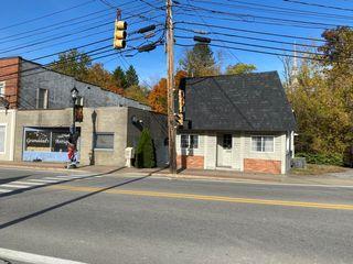 2 Commercial Buildings Along Main Street in Bridgeport