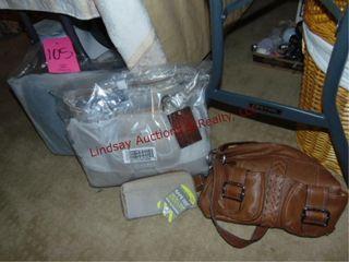 2 NIP Tignanello purses  1 used purse   NEW wallet