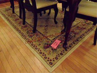 Kennedy rug  approx 63  x 90