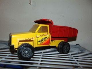 Tonka Toy dump truck