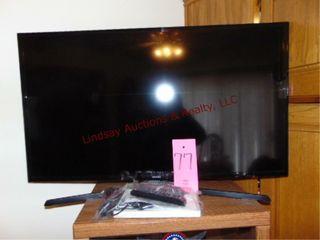 Samsung 40  flatscreen tv