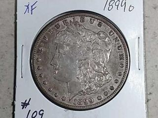 1899 O Morgan Dollar XF