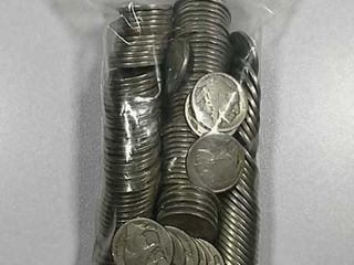 160 No date Buffalo Nickels
