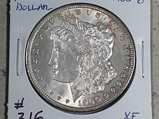 1900 O Morgan Dollar XF