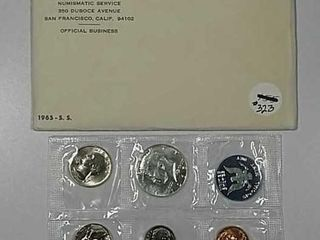 1965 US  Mint Special Mint set