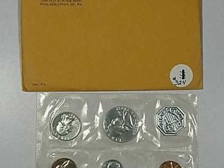 1961 US  Mint Proof set