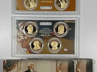 2008   2008 US  Mint Presidential  1 Proof sets