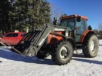 June 7th (9:00 AM) - June 10th (11:00 AM) Unreserved Timed Real Estate & Farm Equipment Auction for Greg Iwasuik 21FE