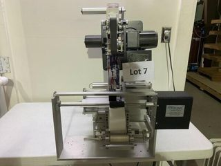 Universale Brand label Applicator with Date Coder