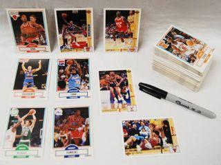 Collection of Basketball Cards   NBA  See Photos