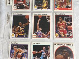 NBA HOOPS   Basketball Cards 1989 1991