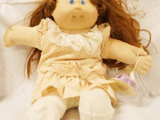 Collectible Cabbage Patch Kids  Doll  1985