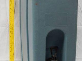 Cambro  Cooler Dispenser  approx  24  High