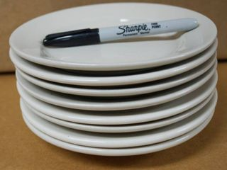lot of 8 Saucer  7  Wide