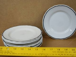 lot of 7 Saucers