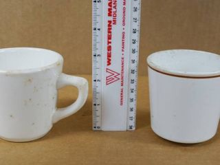 lot of Coffee Cups  See Photos