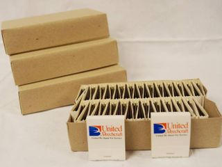 lot of 4 Boxes of  United Beechcraft  Match Books