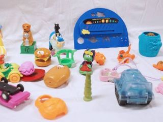 lot of Collectible  McDonald s Happy Meal Toys
