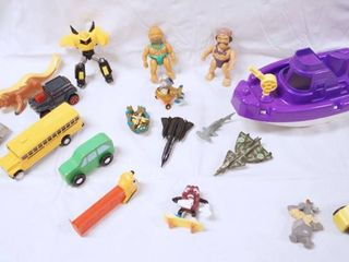 lot of Toys  Cars  Trucks  etc  See Photos
