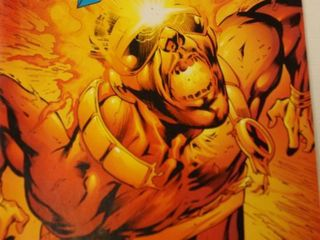 Marvel X MEN Comic Book   97