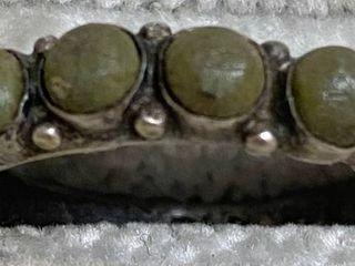 Vintage STERlING SIlVER Band