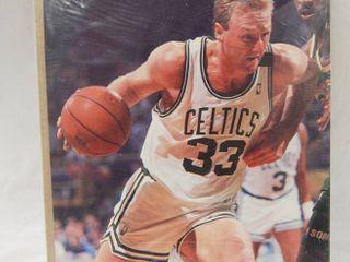 NBA Photo of  larry Bird  Boston Celtics Basketball