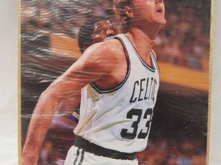 NBA Photo of  larry Bird  Boston Celtics Basketball  8x10