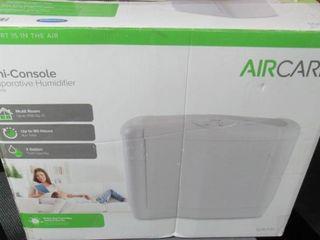 Air Care mini  console evaporative humidifier