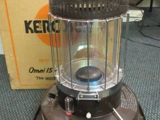 Kerosun Moonlighter kerosene heater   1 gallon