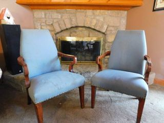 Two Executive Side Chairs