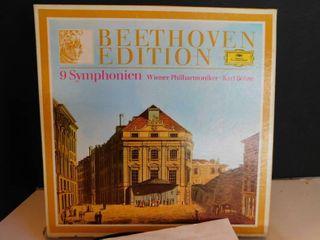 Record Album   Beethoven