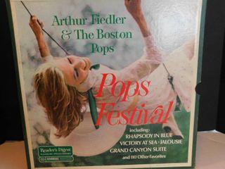 Record Album   Boston Pops