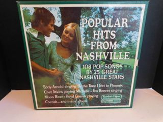 Record Album   Nashville Hits