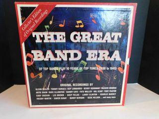 Record Album   Great Band Era
