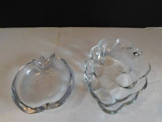 Jelly Dishes  2 ea