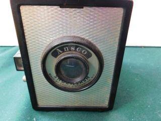 Vintage Ansco Camera