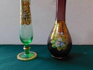 Bud Vases  2 ea