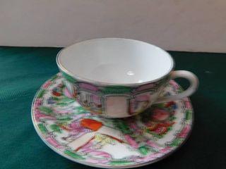 Macau Cup   Saucer