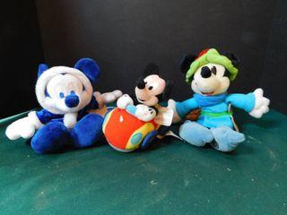 Mickey Mouse Palooza  4 ea